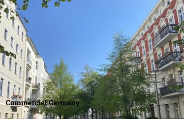 Apartments package in Pankow